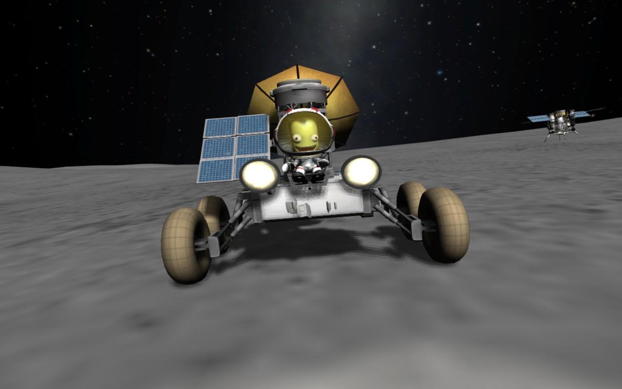 ksp mars exploration rover - photo #20